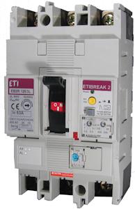 Circuit breakers 20-1600A