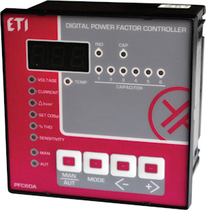 Digital power factor controllers